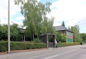 Halle/Saale, Ev. Kirche Am Gesundbrunnen