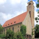 Gesundbrunnen, Ev. Lutherkirche
