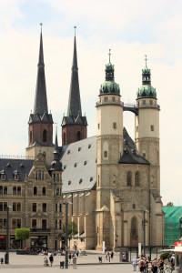 Halle/Saale, Ev. Marktkirche St. Marien