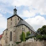 Altstadt, Kath. Pfarrkirche St. Mauritius und Paulus