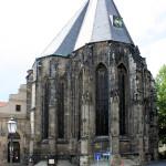 Halle/Saale, Kath. Pfarrkirche St. Mauritius und Paulus, Chor