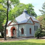 Hartha, Friedhofskapelle