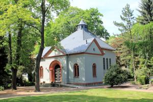 Friedhofskapelle Hartha