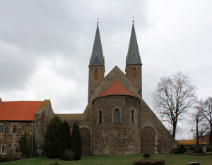 Hillersleben, ehem. Klosterkirche