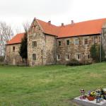 Hillersleben, ehem. Benediktiner-Kloster, Klostergebäude