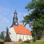 Hirschfeld, Ev. Pfarrkirche