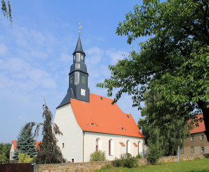Ev. Pfarrkirche Hirschfeld