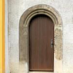 Hohburg, Ev. Pfarrkirche, Portal