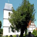 Hohendorf, Ev. Pfarrkirche