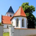 Hohendorf, Ev. Pfarrkirche, Chor