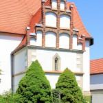 Hohendorf, Ev. Pfarrkirche, Sakristein