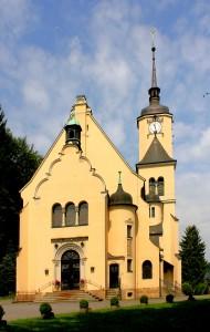 Hohenfichte, Ev. Pfarrkirche