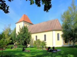 Hohenheida, Ev. Pfarrkirche