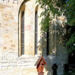 Hohenlohe, Ev. St. Nicolaikirche, Ostschluss