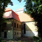 Hohenlohe, Ev. St. Nicolaikirche, Patrontasloge