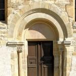 Hohenlohe, Ev. St. Nicolaikirche, Portal