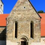 Hohenlohe, Ev. St. Nicolaikirche, südlicher Querhausarm