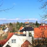 Hohnstädt, Dorf und Ev. Pfarrkirche