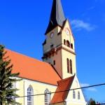 Hohnstädt, Ev. Pfarrkirche, Südseite