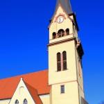 Hohnstädt, Ev. Pfarrkirche, Tuem und Apsis