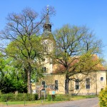 Holzhausen, Ev. Pfarrkirche