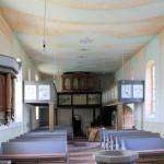 Horburg-Maßlau, Ev. Kirche Horburg, Orgel