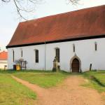 Horburg-Maßlau, Ev. Kirche St. Marien Horburg