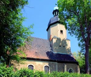 Imnitz, Ev. Pfarrkirche