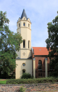 Jeßnitz, Ev. Stadtkirche St. Marien