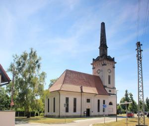 Jonitz, Ev. Kirche St. Bartholomäi