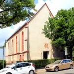 Kaßberg, Altluth. Dreieinigkeitskirche