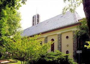 Kaßberg, Kath. Probsteikirche