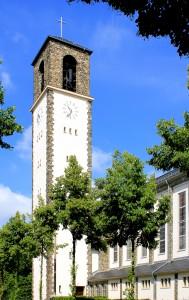Kaßberg, Ev. Kreuzkirche