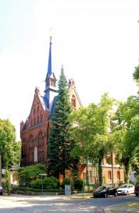 Kaßberg, Method. Friedenskirche