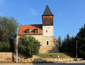 Keutschen, Ev. Kirche