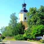 Kieritzsch, Ev. Pfarrkirche