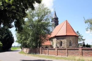 Kirchfährendorf, Ev. Kirche