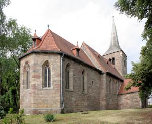 Kirchscheidungen, Ev. Kirche St. Johannes