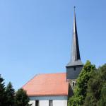 Kistritz, Ev. Kirche St. Trinitatis