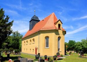 Kitzscher, Ev. St. Nikolauskirche