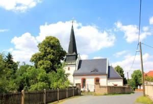Kleinbardau, Ev. Pfarrkirche