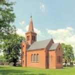 Kleinleitzkau, Ev. Kirche