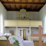 Kleinleitzkau, Ev. Kirche, Orgel