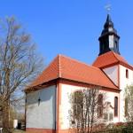 Kleinliebenau, Ev. Pfarrkirche