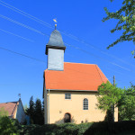 Kleinlöbichau, Ev. Filialkirche