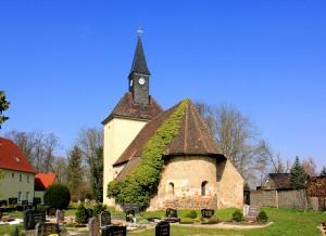 Kletzen, Ev. Pfarrkirche