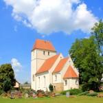 Ev. Pfarrkirche in Klinga
