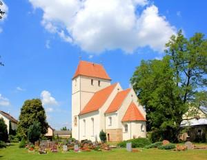 Klinga, Ev. Pfarrkirche