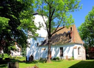 Knautnaundorf, Ev. Andreaskapelle