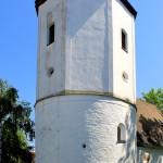 Knautnaundorf, Ev. Andreaskapelle, Turm